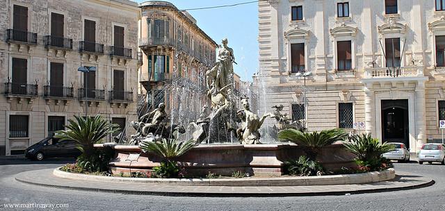 Fontana di Archimede