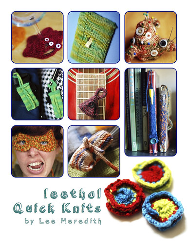 leethal Quick Knits Ebook cover