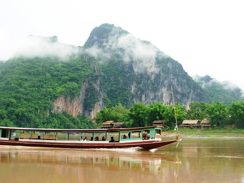 Luang Prabang-Pakbeng-Bateau (19)
