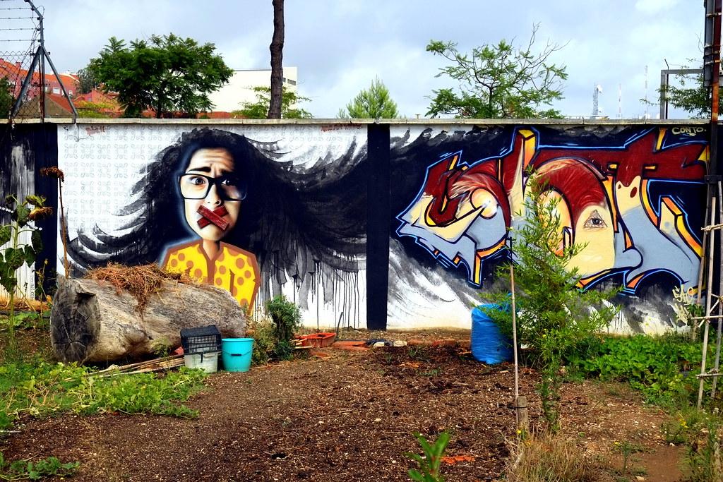 graffiti | lisbon 2013