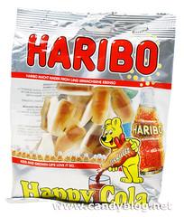 Haribo Happy Cola Gefullt