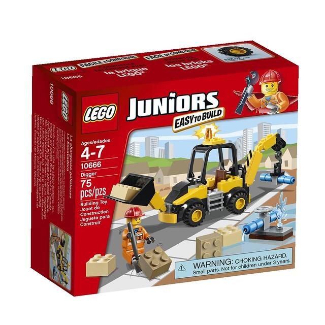 LEGO Juniors 10666 - Digger