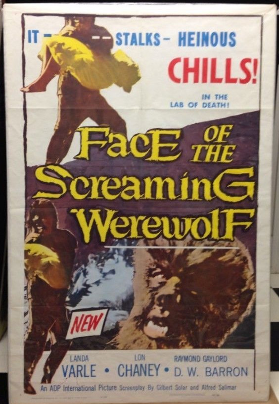 faceofscreaming_poster