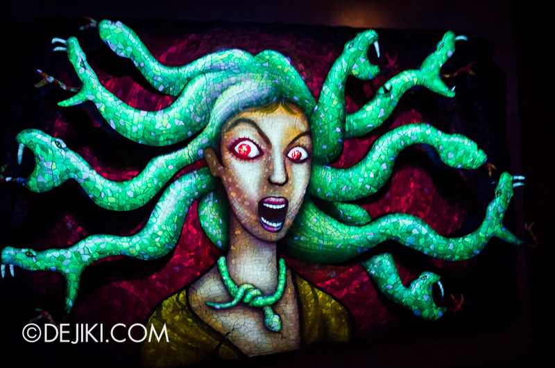Mystic Manor - Mediterranean Antiquities 3 Gorgon
