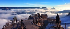 Grand Canyon Inversion 2013 - Mather Point III