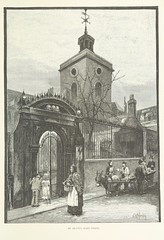 """British Library digitised image from page 243 of """"Picturesque London ... Illustrated, etc"""""""