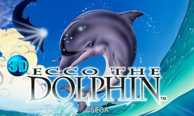 3D Ecco the Dolphin