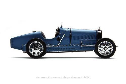 Bugatti 1924 Type 35 (T35)