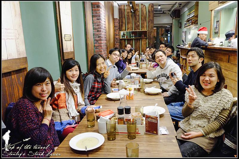 新竹 史坦利美式牛排 - 聖誕交換禮物趴(竹北店) by Fujifilm X-E1