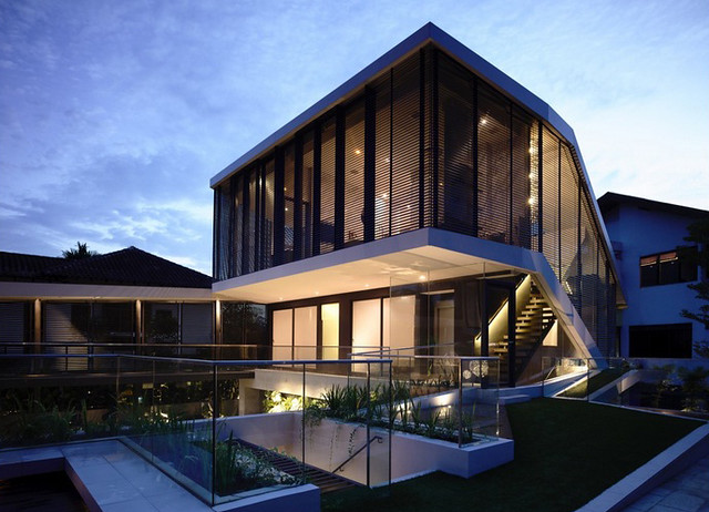 11557486444 5c09798e24 z Thiết kế ngôi nhà trên đường Andrew/ Hãng a dlab