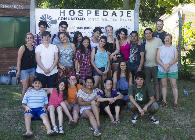 Campamento 2014 Group Photo