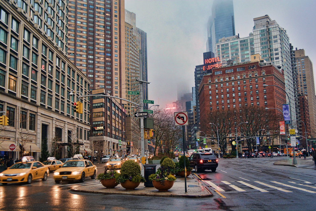 Hotels Near Lincoln Center Plaza Nyc