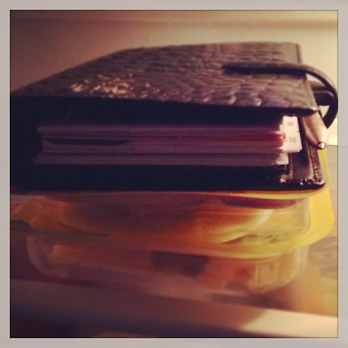 #fflovephotoaday - Day 21: Say, Cheese! #filofax