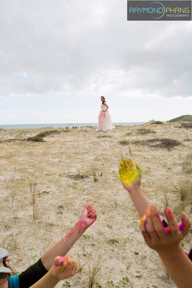 Conceptualised Pre-Wedding Behind the Scene in New Zealand - 20