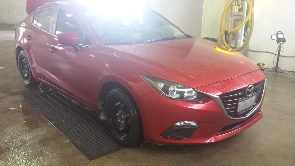 Get Detailed Mazda OptiCoat Pro Toronto Detailing - Mazda detailing