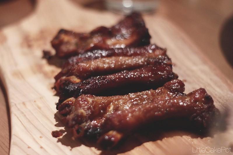 LA Pork Ribs