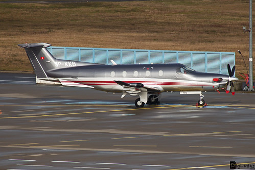 SP-KKB - Pilatus PC-12/47E - Private