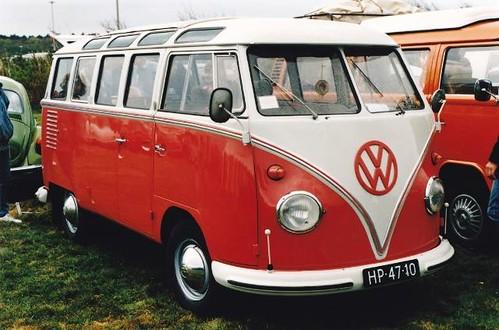 HP-47-10 Volkswagen Transporter Samba 23raams 1963
