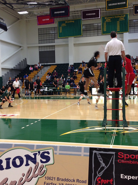 George Mason men's volleyball
