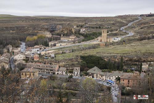 Paseo por Segovia