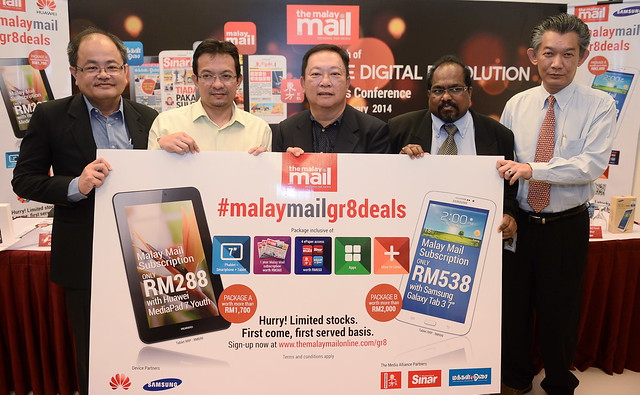 Media Alliance press con 17 Feb 2014 with promo offers
