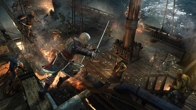 Reseña: Assassin's Creed IV: Black Flag [PS4] 12800149713_8c3ce3d36a_z