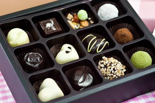 千享手工巧克力