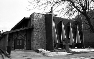 St. Thomas - South Side of Chicago - EOS 1n on Ilford Pan F 50 - Feb 2014 - 023