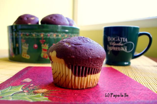 Muffins baltati (1)