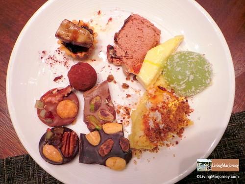 SPIRAL's heavenly dessert section