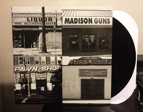 The Ballantynes - Liquor Store Gun Store Pawn Shop Church 12""