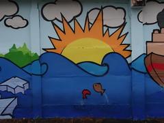 Graffiti mit Morgenroth am Zauberhain zwischen Höhen und Tiefen 0269