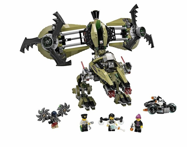 LEGO Ultra Agents 70164 - Hurricane Heist