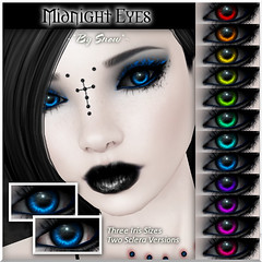 Midnight Eyes for WGF 2014