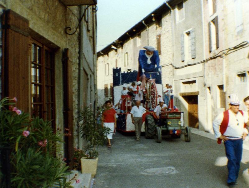 1989 : retour dans la grande rue