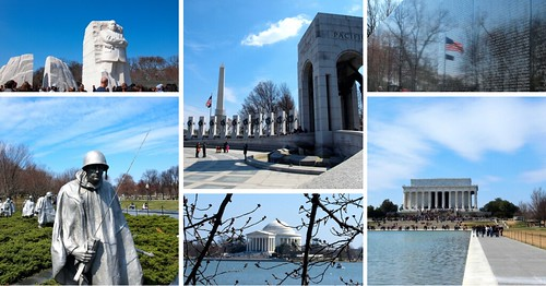National Mall and Memorials
