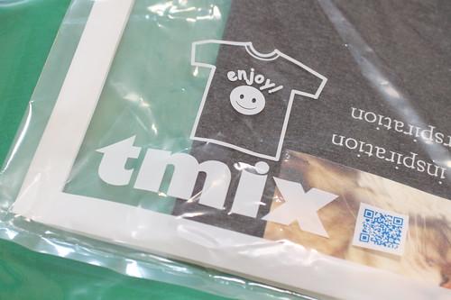 オリジナルTシャツtmix