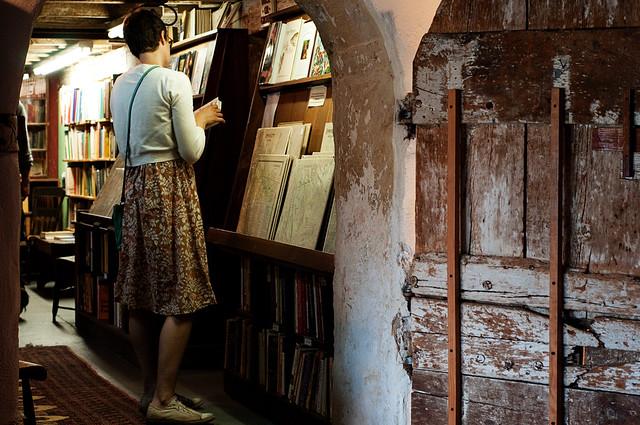 if hobbits built bookstores
