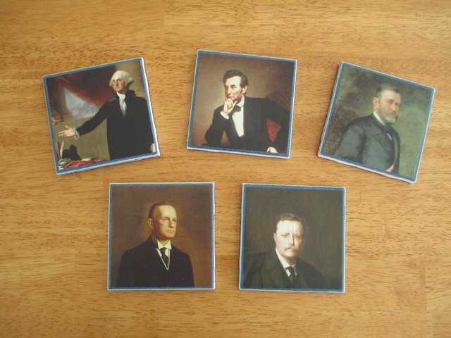 President Coasters