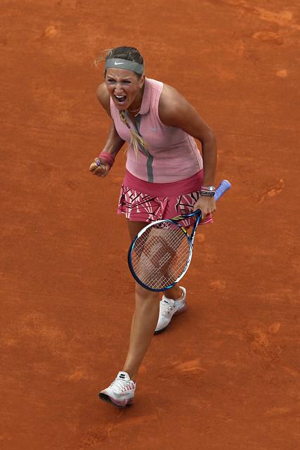 Roland Garros 2014: Victoria Azarenka outfit