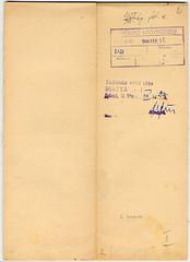 IV/5.b. Endre László alispán 18.901/1944. sz. (március 22.) rendelete megbízhatatlan zsidók és kommunista gyanús elemek internálásáról