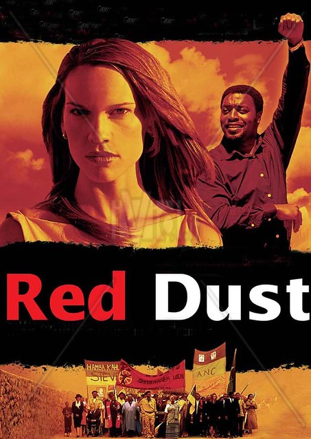 red dust movie poster
