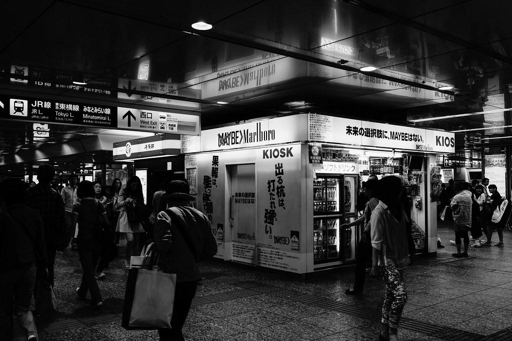 横浜×モノクロ②