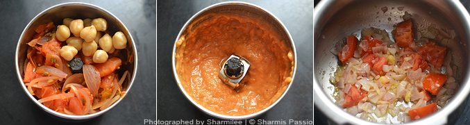 How to make chana masala - Step2