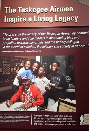 Tuskegee Airmen inspiring a living legacy