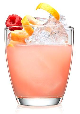Malibu Red Sunrise Punch