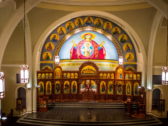 St. George Greek Orthodox Cathedral