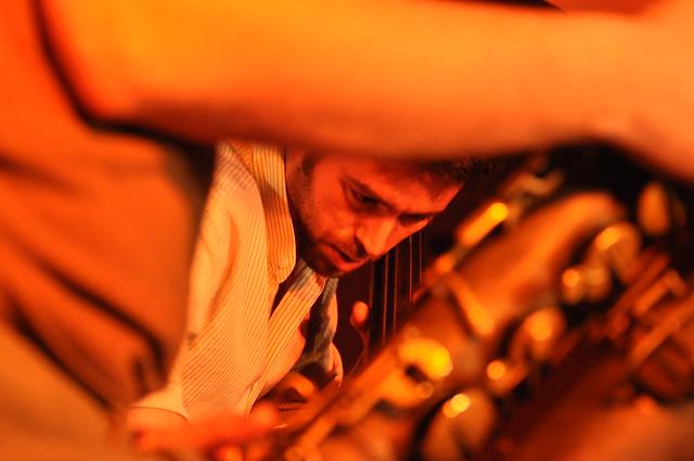 Simon Tailleu (Jazz Explosion !) by Pirlouiiiit 23012015