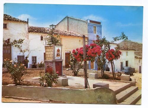 Minglanilla : Plaza de la Picota = Place de la Picota = Picota Square