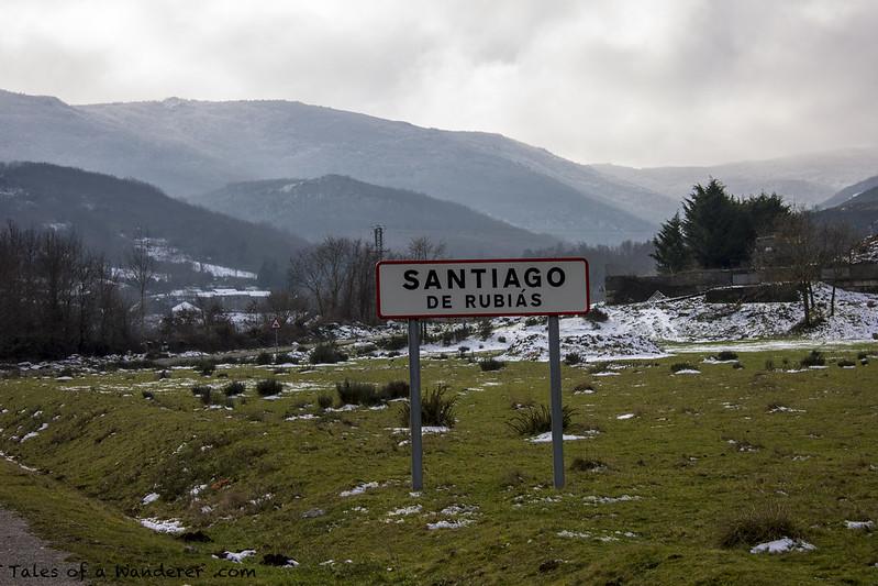 CALVOS DE RANDÍN - SANTIAGO DE RUBIÁS